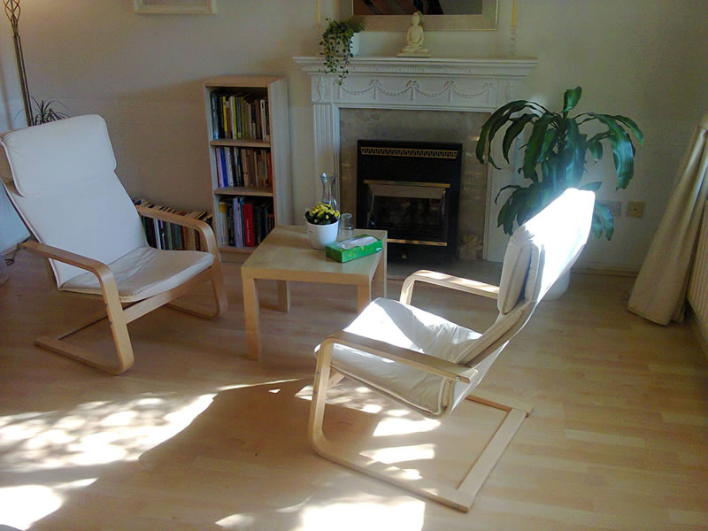 Therapy Room, Lancaster Counselling & Psychotherapy